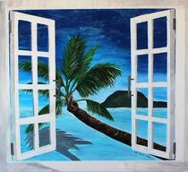 Fenster zum Paradies by M.  Bleichner