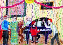 Fasching (Karneval) von Heidi Schmitt-Lermann