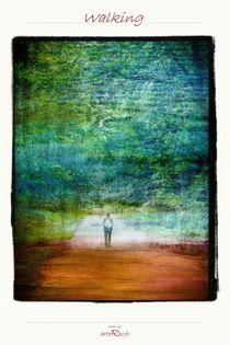 Walking-poster