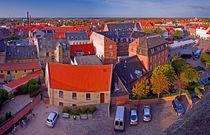 Birds Eye View of My Hometown by Keld Bach