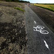 Für Fahrräder in beiden Richtungen von Paul Artner
