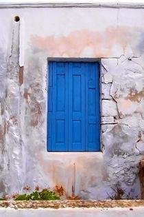 Cretan door no2 von Pia Schneider