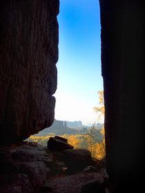 Among the big Cliffs by Paul Artner