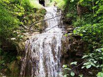 Wasserfall  by laubfrosch