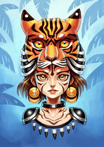 Tiger Tribe von freeminds