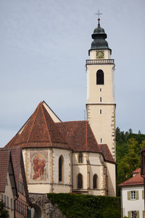 Church in Horb by safaribears