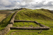 Milecastle 39 by David Pringle