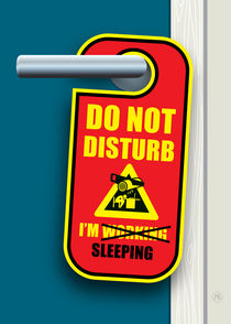 Do not disturb von Maarten Rijnen