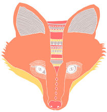 Red Fox von Alice Potter