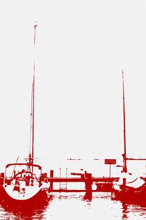 Segelboote  von Bastian  Kienitz
