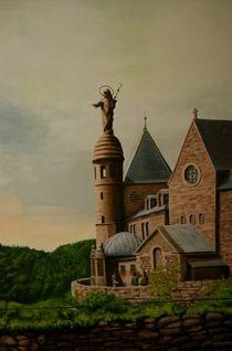 Sainte Odile by Frank Tannert